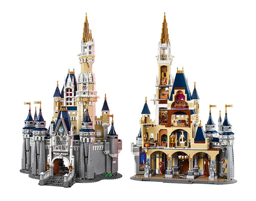 LEGO 11491 Castillo Disney