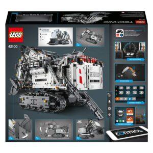 Liebherr R 9800 LEGO 42100