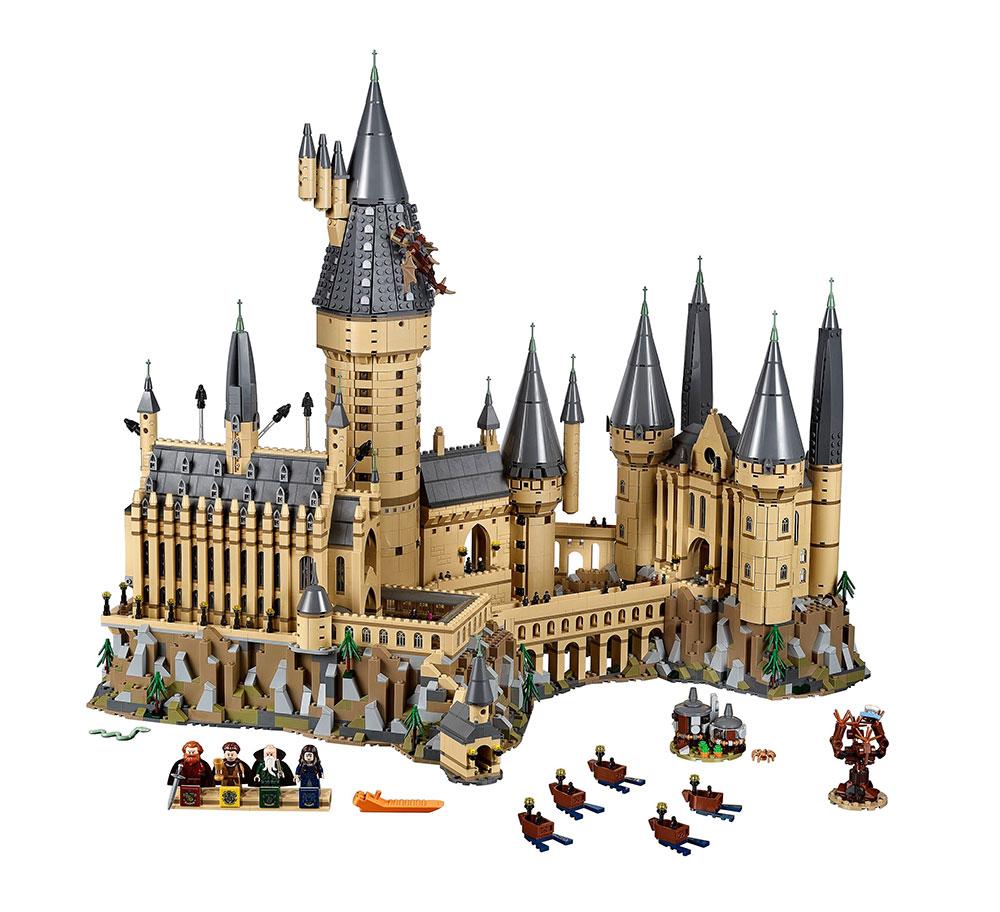 Castillo Hogwarts de LEGO Harry Potter 71043