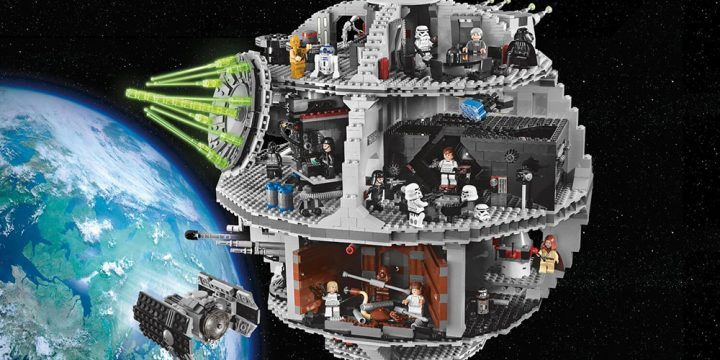 Los mejores LEGO de Star Wars