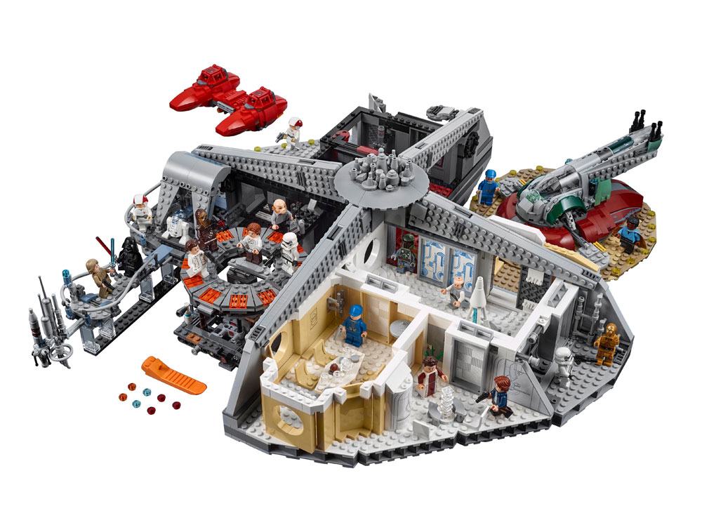 LEGO Star Wars Cloud City
