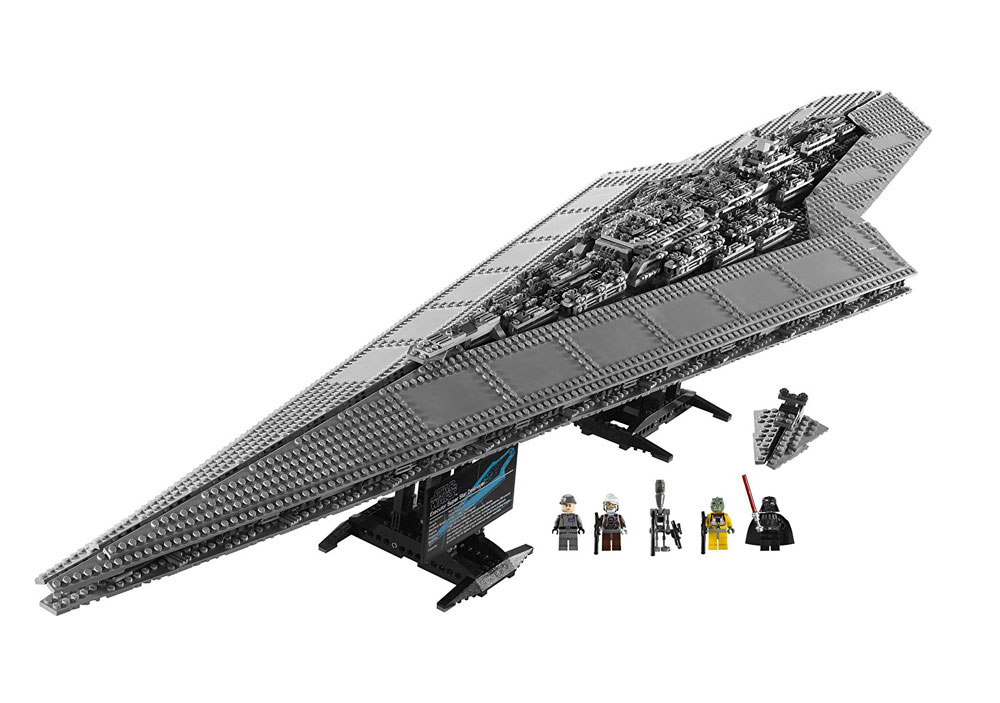 LEGO Star Wars Destructor Imperial Super Star Destroyer