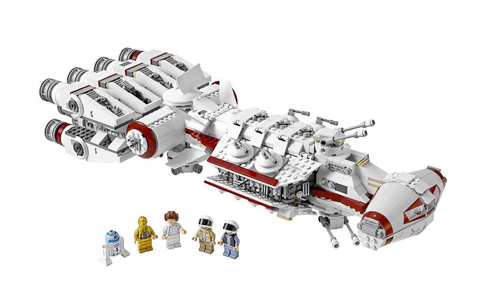 Tantive IV de Star Wars LEGO