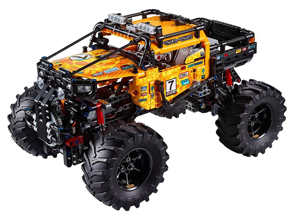 4x4 X-Treme Off-Roader de LEGO Technic