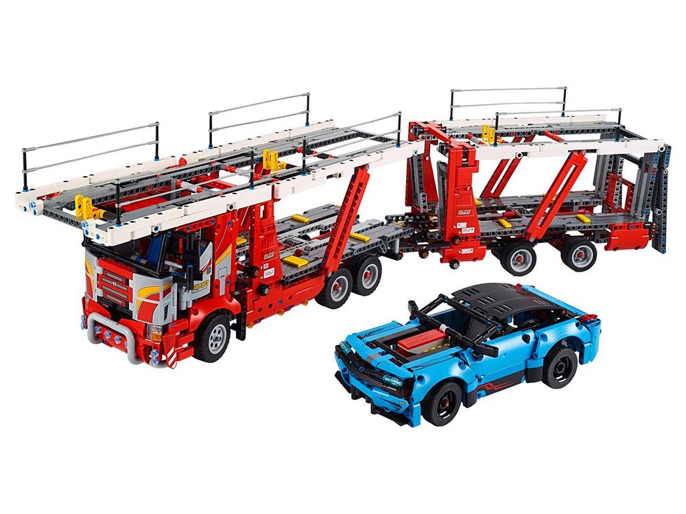Car Transporter de LEGO Technic