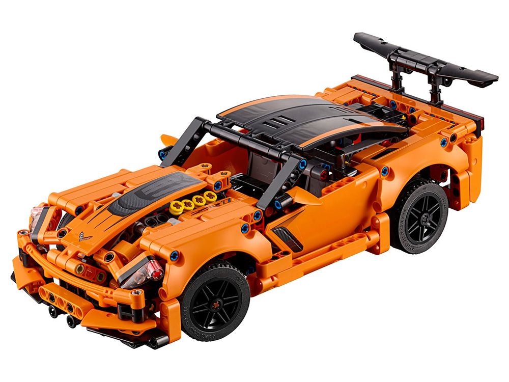 Chevrolet Corvette ZR1 de LEGO Technic