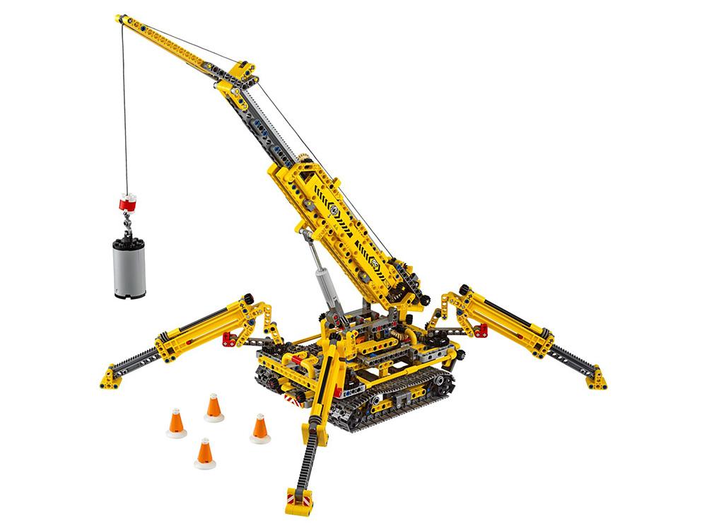 Compact Crawler Crane de LEGO Technic