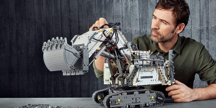 LEGO Technic, los sets de LEGO más complejos