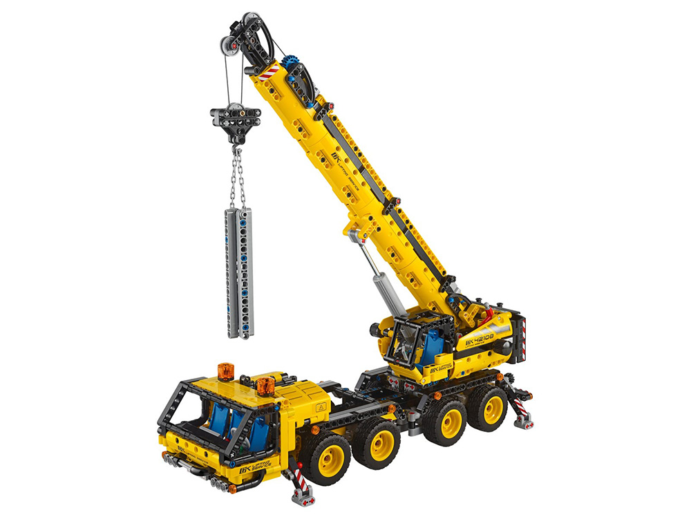 Mobile Crane de LEGO Technic