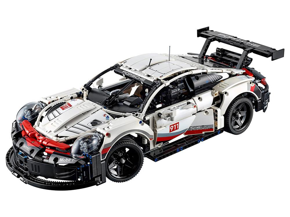 Porsche 911 RSR de LEGO Technic