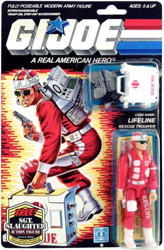 Lifeline G.I. Joe