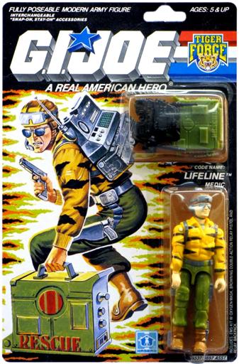 Lifeline v2 G.I. Joe
