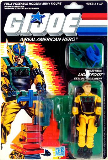 Lightfoot G.I. Joe