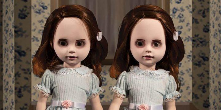 Las terroríficas muñecas Living Dead Dolls