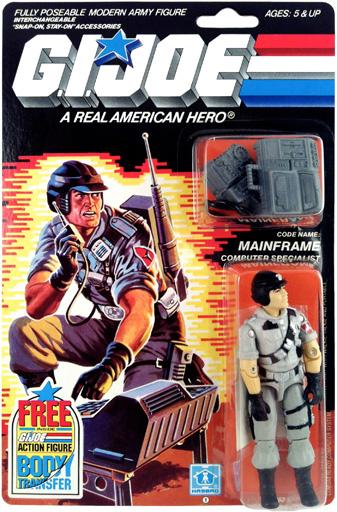 Mainframe G.I. Joe