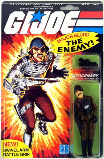 Major Bludd G.I. Joe