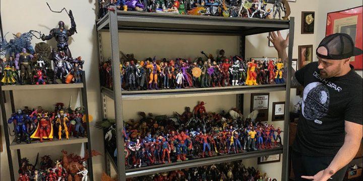 Marvel Legends, la colección completa