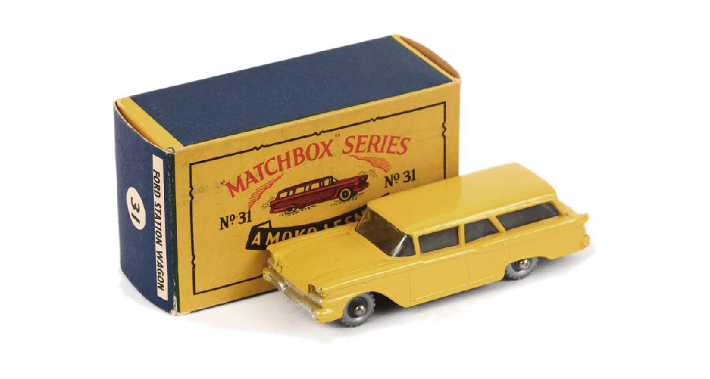 Matchbox Ford Station Wagon 31b