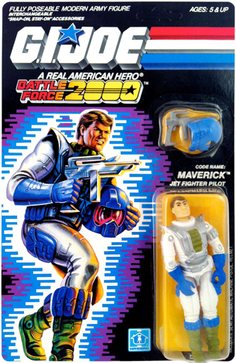 Maverick G.I. Joe
