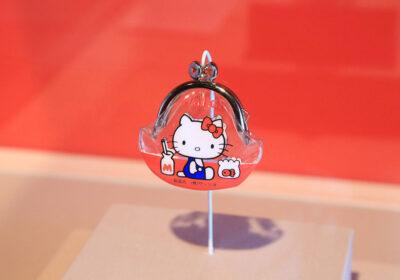 El producto de Hello Kitty más valioso del mundo es un pequeño monedero