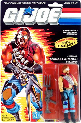 Monkeywrench G.I. Joe
