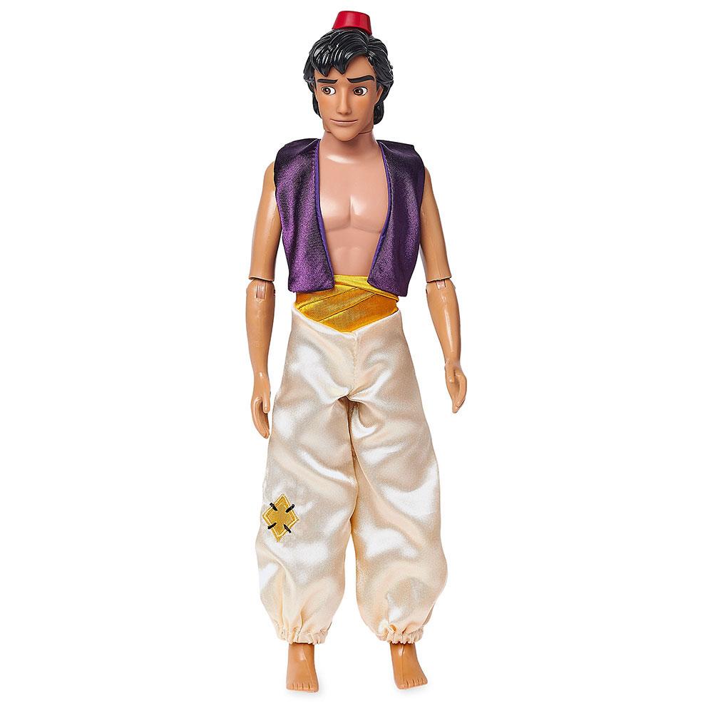 Muñeca Princesa Disney - Aladdin