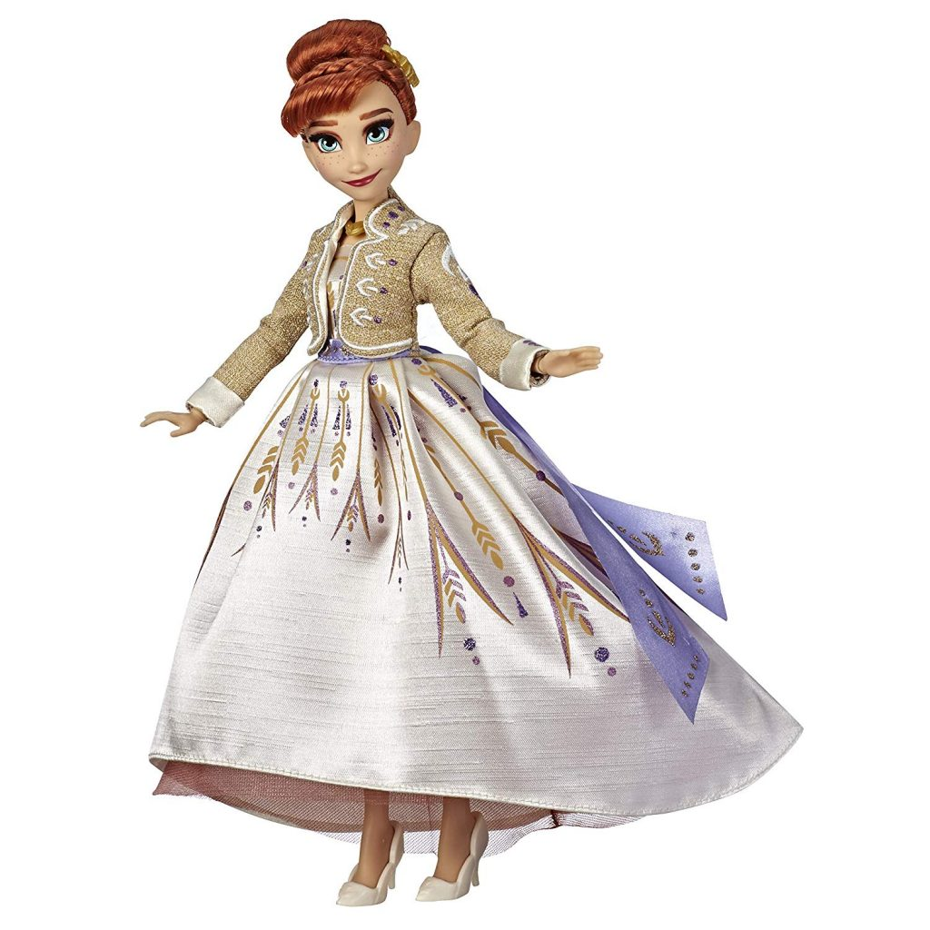 Muñeca Anna de Arendelle de Frozen 2