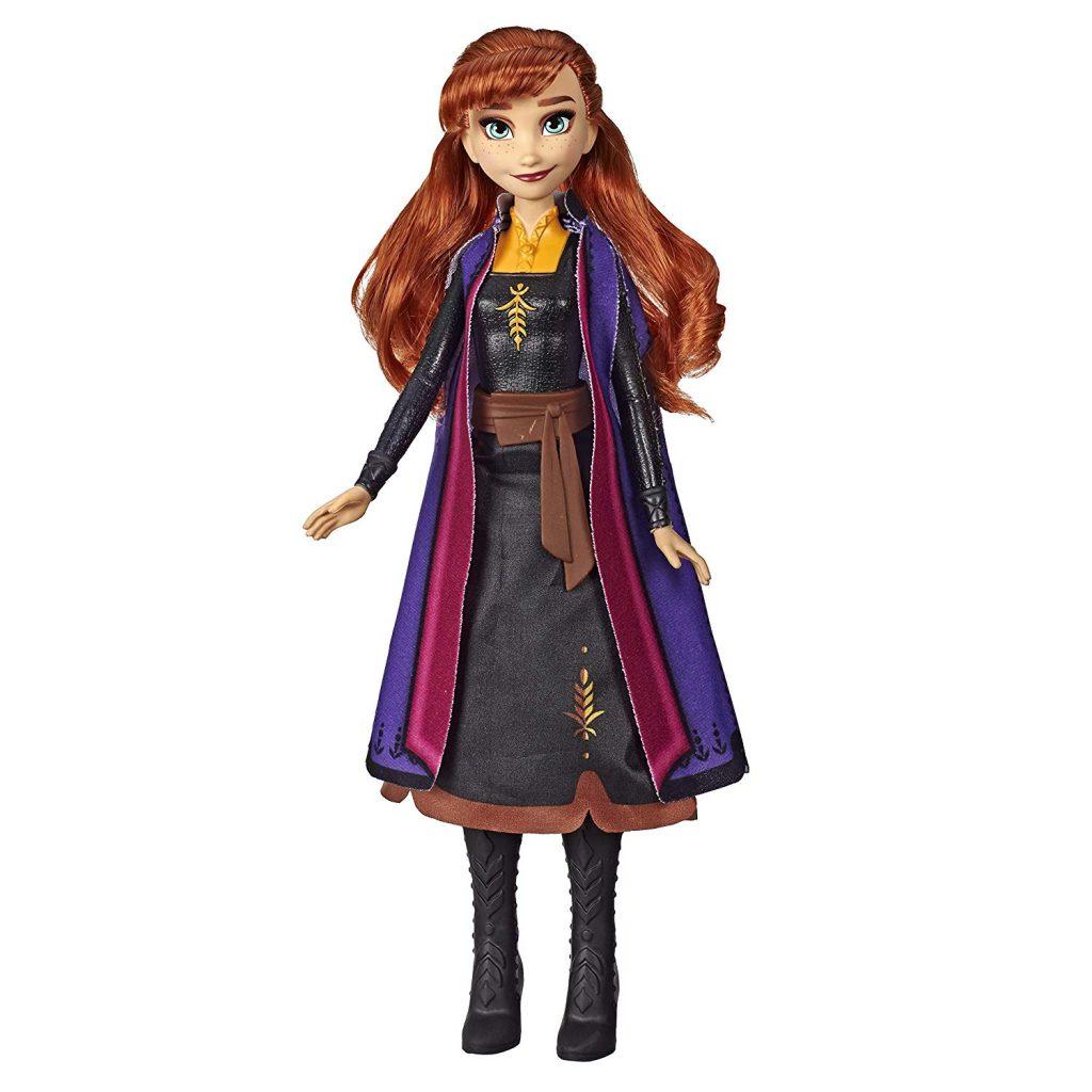 Muñeca Elsa Aventura de Otoño Frozen 2