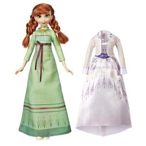 Muñeca Anna Modas de Arendelle de Frozen 2