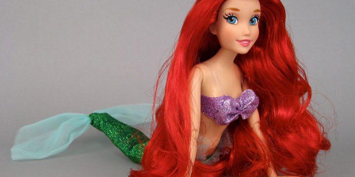 Muñecas de La Sirenita