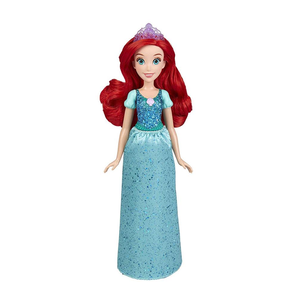 Muñeca de Ariel La Sirenita Brillo Real