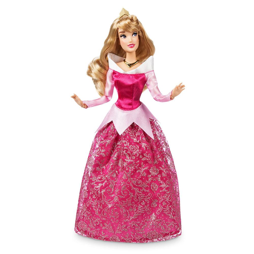 Muñeca de Aurora clásica - La Bella Durmiente