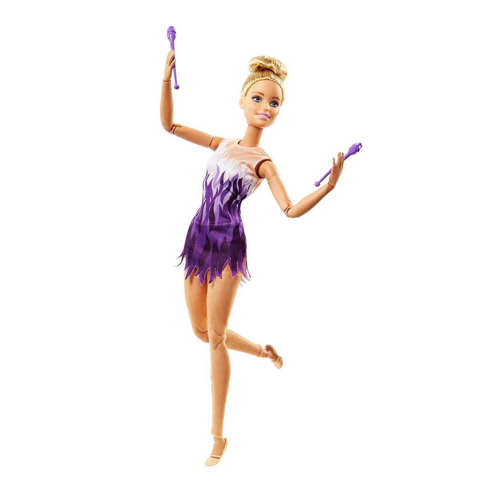 Muñeca Barbie Gimnasta