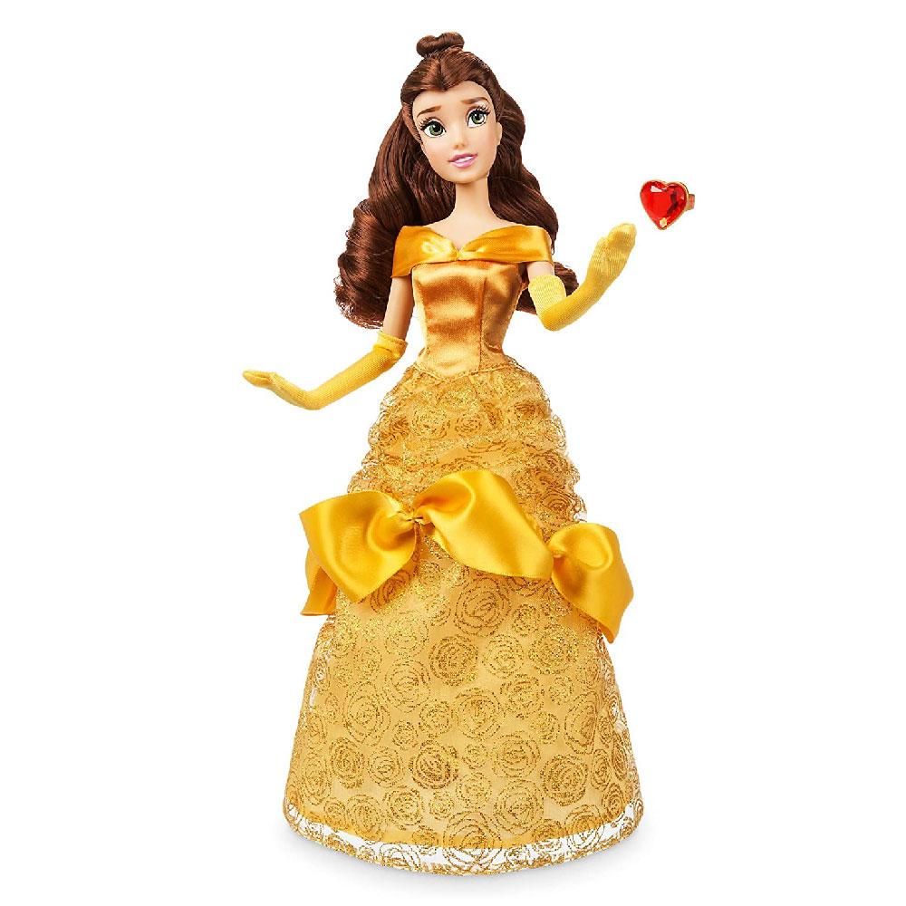 Muñeca de Bella Clásica - La Bella y la Bestia