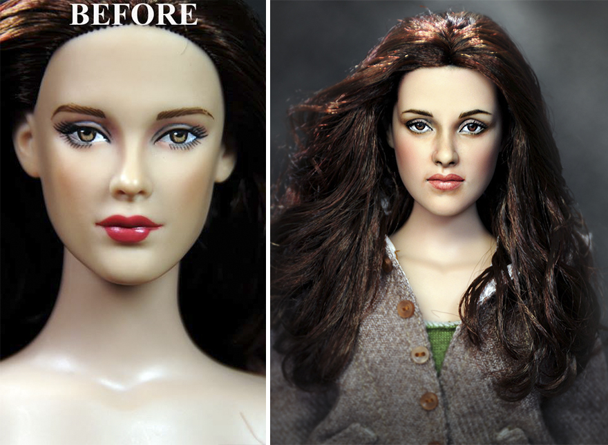 Muñeca de Bella Swan Twilight