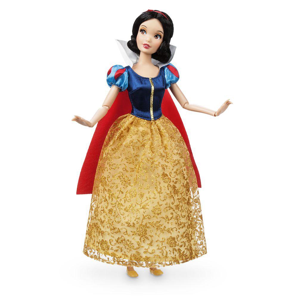 Muñeca de Blancanieves Clásica con Anillo