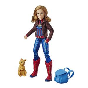 Muñeca de Captain Marvel Hasbro