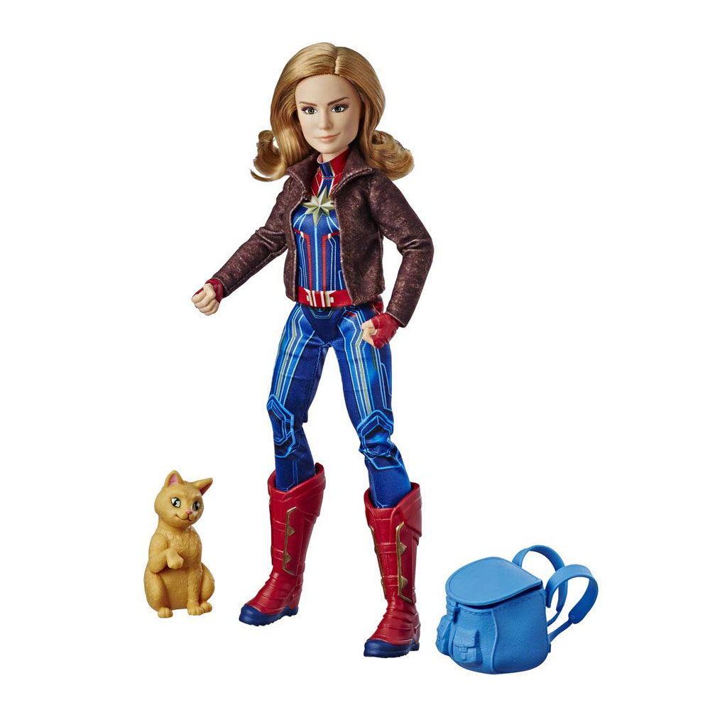 Muñeca de Captain Marvel Hasbro
