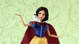 Muñeca de Blancanieves