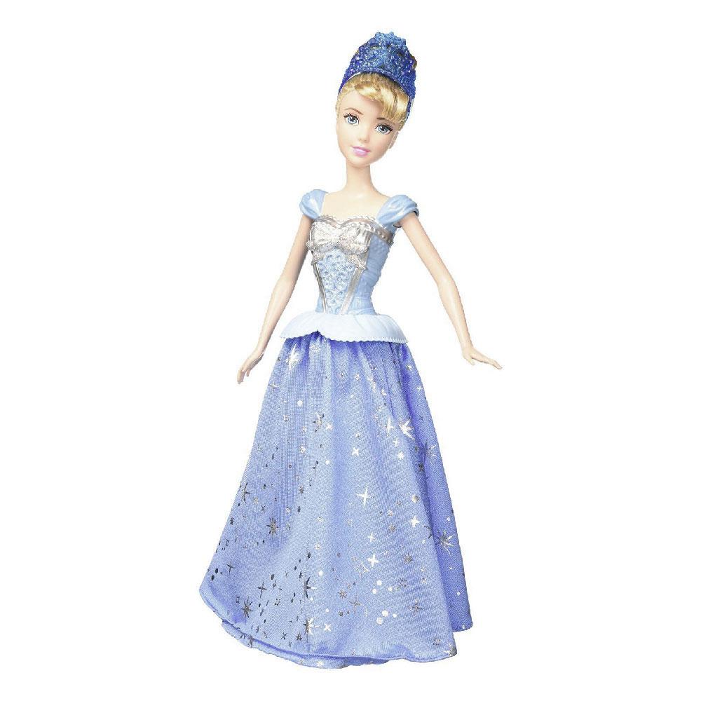 Muñeca de la Cenicienta Falda Giratoria