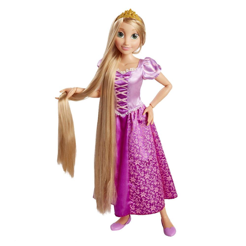 Muñeca de Rapunzel Playdate