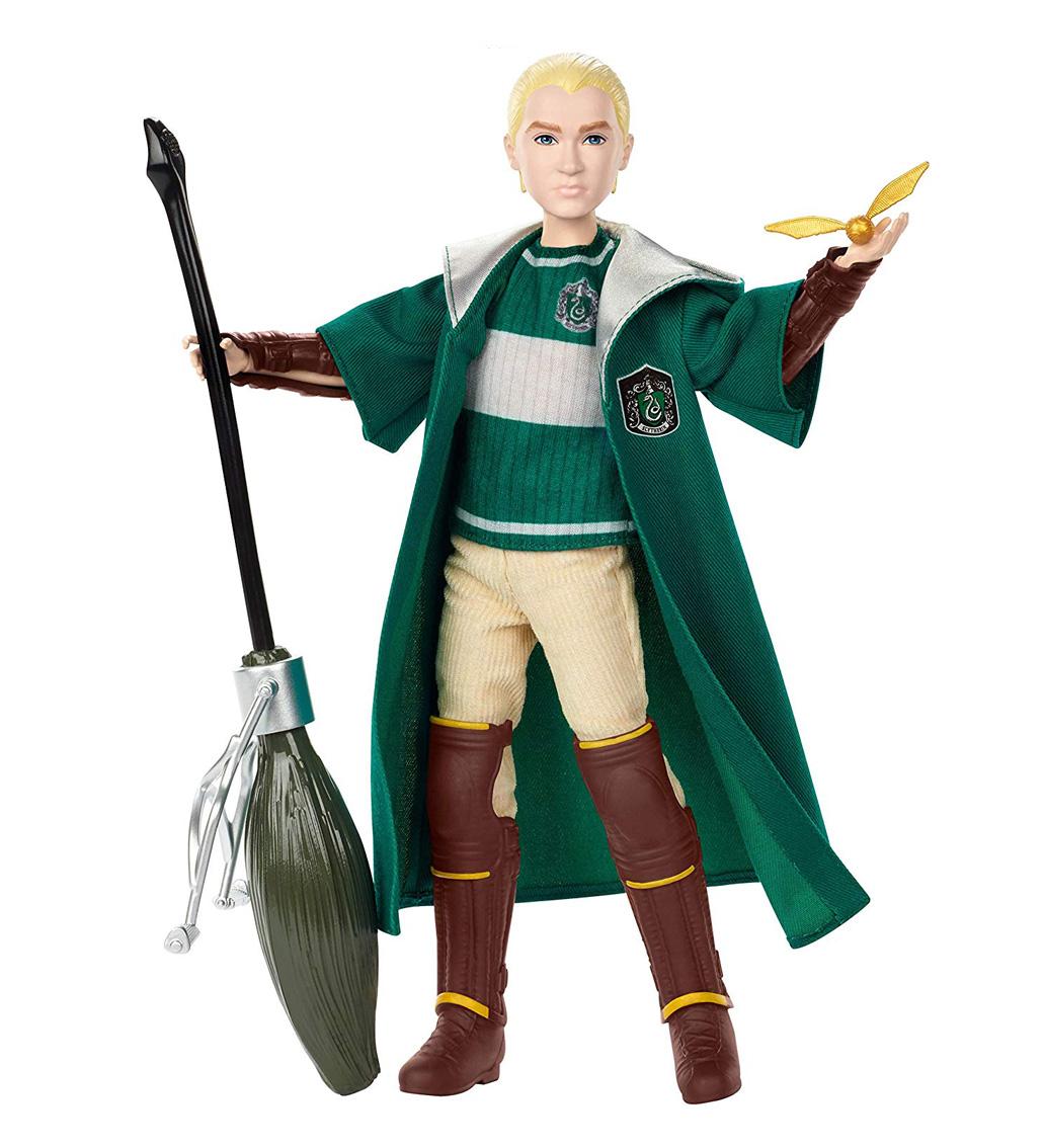 Muñeca de Draco Malfoy Quidditch - Harry Potter