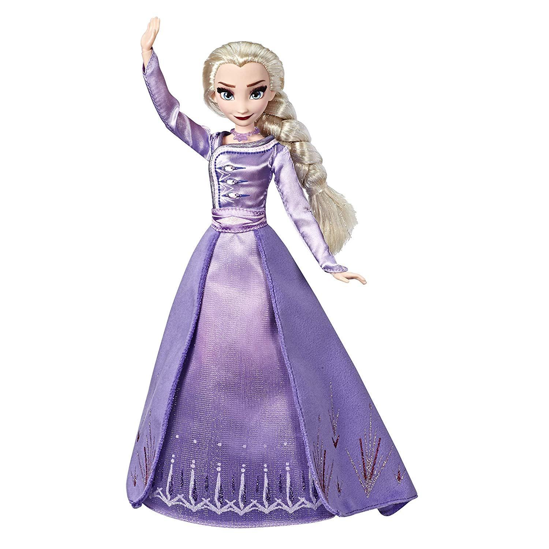Muñeca Elsa de Arendelle de Frozen 2