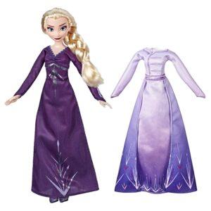 Muñeca Elsa Modas de Arendelle de Frozen 2