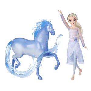 Muñecos Elsa y Nokk Frozen 2