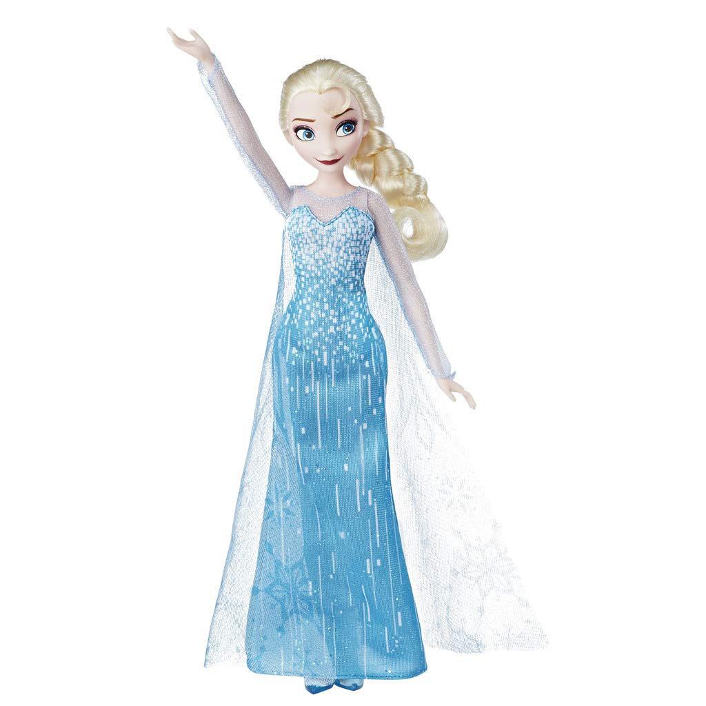 Muñeca de Elsa Frozen clásica