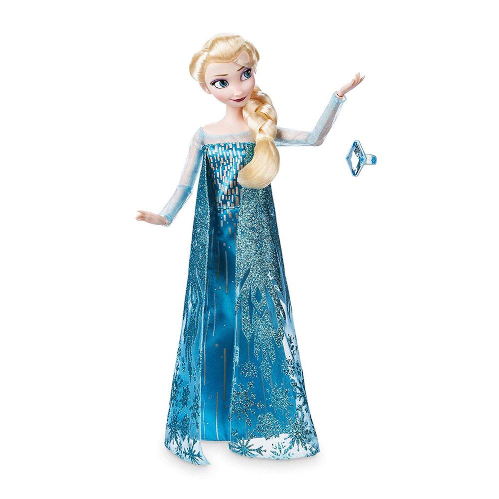 Muñeca Princesa Disney - Elsa Frozen