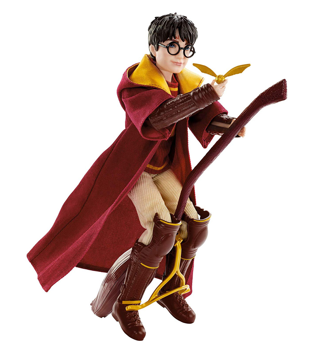 Muñeca de Harry Potter Quidditch