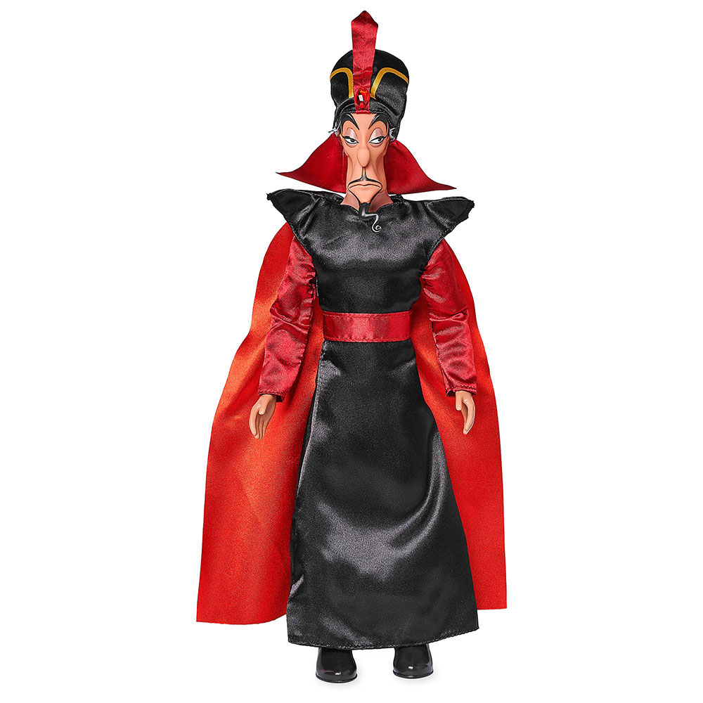 Muñeca Princesa Disney - Jafar