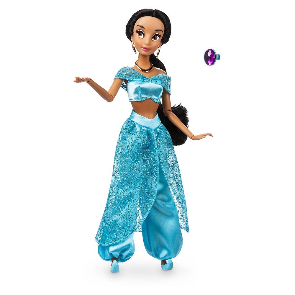Muñeca Princesa Disney - Jasmine